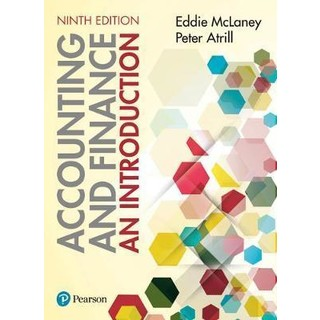 Accounting and Finance - An Introduction 9th edition 2019-2020 PIL