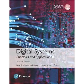 Digital systems - Principles and applications 2018-2019 PIL