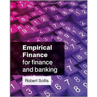 Empirical Finance for Finance and Banking 2019-2020 P