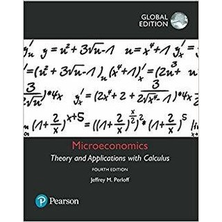 Microeconomics with Calculus 2018-2019 PIL