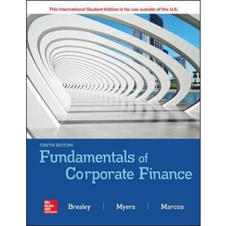 Fundamentals of corporate Finance 2019-2020  PIL