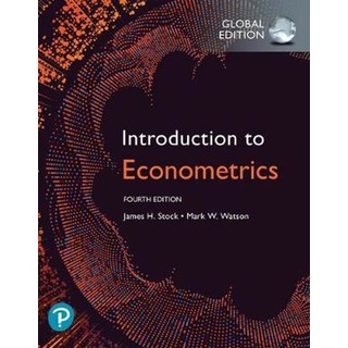 Introduction to econometrics 2019-2020 PIL